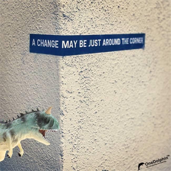 Carnotaurus: A change may be just around the corner.