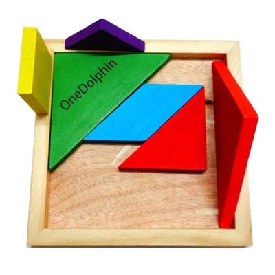 onedolphin tangram