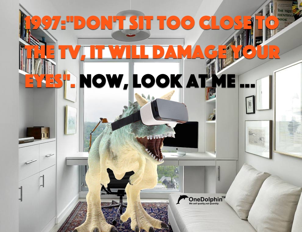 Carnotaurus: Don't sit too close to the TV